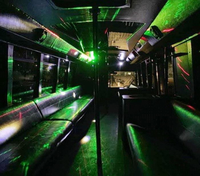 Kirkland Limousine Bus Services